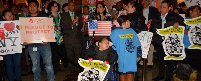 Westchester County Immigrant Protection Act